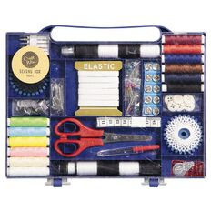 Uniti Sewing Box Multi-Coloured 196 Pack