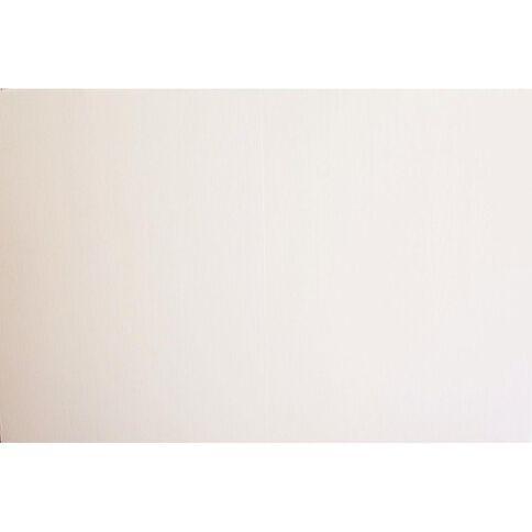 Plasti-Flute Sheet 600mm x 450mm White