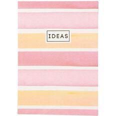 Uniti Water Colour Soft Cover Notebooks A5