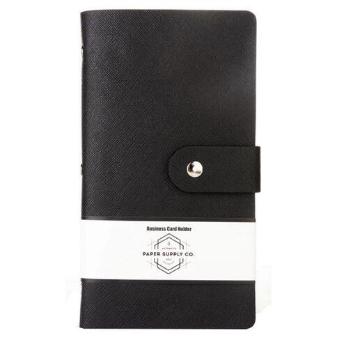 Paper Co Citta Business Card Holder 192 Pockets