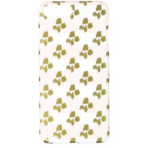 iPhone 7+/8+ Pastel Geo Stripe Case