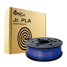 XYZ Da Vinci Printer Filament PLA Blue (600gm)