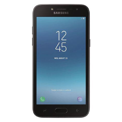 2degrees Samsung Galaxy J2 Pro Black