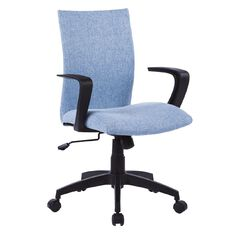 Workspace Lucas Chair Blue