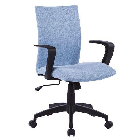 Workspace Lucas Chair Blue