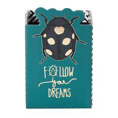 Uniti Fun & Funky Q3 Pen Holder Bugs Green