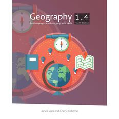 Ncea Year 11 Geography 1.4 Workbook