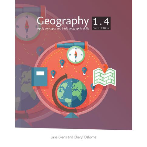 Ncea Year 11 Geography 1.4 Workbook