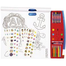 Paw Patrol Ultimate Drawing Set