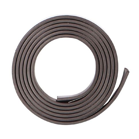 WS Magnetic Strip 1.3cm x 80cm Black