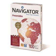 Navigator Presentation Paper 100gsm 500 Sheets White A4