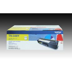 Brother Toner TN348 Yellow (6000 Pages)