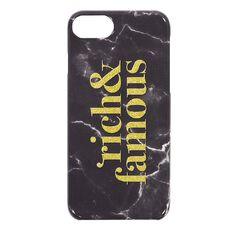 Midas Touch iPhone 7+/8+ Rich Famous Case