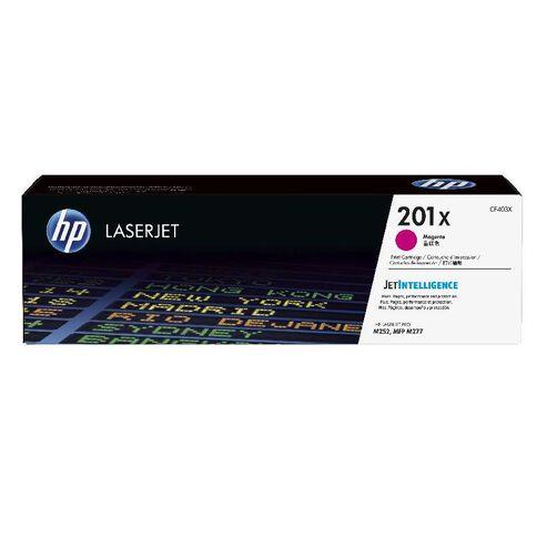 HP Toner 201X Magenta (2300 Pages)