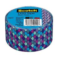 Scotch Duct Craft Tape 48mm x 9.14m Plate Blue
