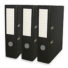 Lever Arch File Black A4