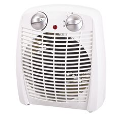 Living & Co Fan Heater White 2000W