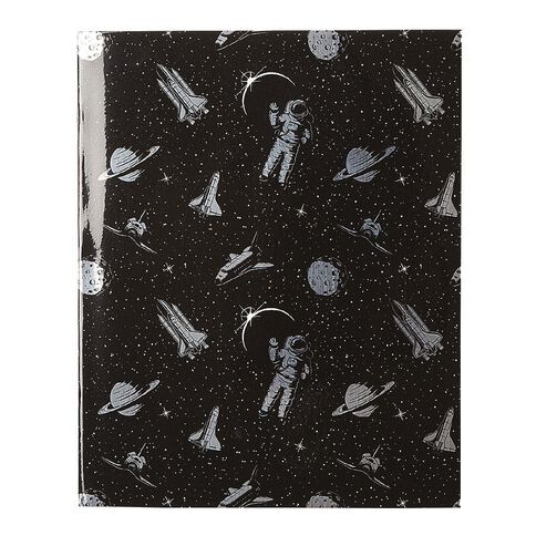 WS Book Cover Sparkle Space 45cm x 1m