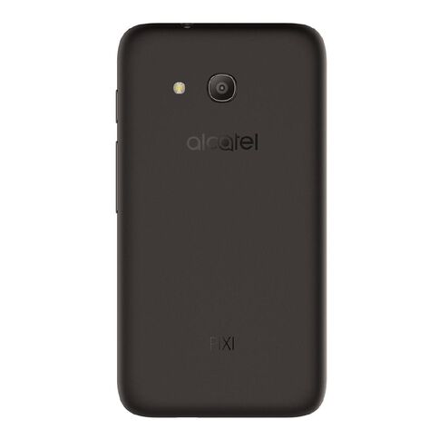 2degrees Alcatel Pixi 4X Black