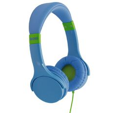 Moki Lil Kids Headphones Blue