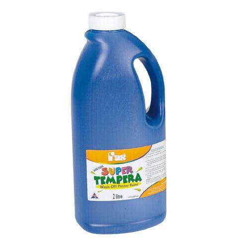 FAS Paint Super Tempera 2L Blue Blue 2L