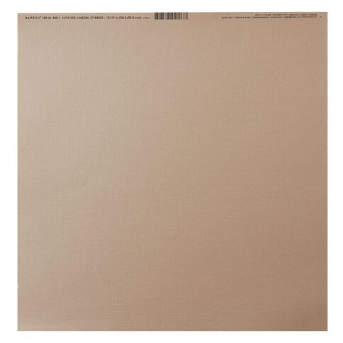 Bazzill Cardstock 12 x 12 Bling Blank Check