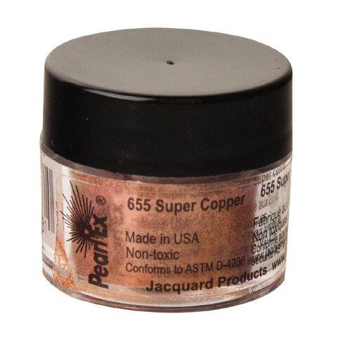 Jacquard Pearl Ex 3g Super Copper