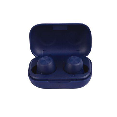 Tech.Inc True Wireless Earbuds Navy Blue
