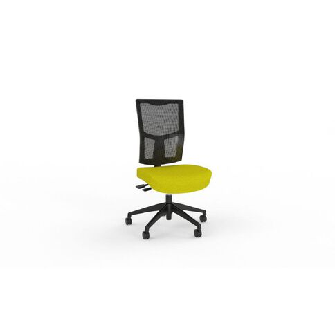 Chairmaster Urban Mesh Chair Bumblebee Yellow