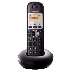 Panasonic Kx-Tgb210Nzb Cordless Phone Black
