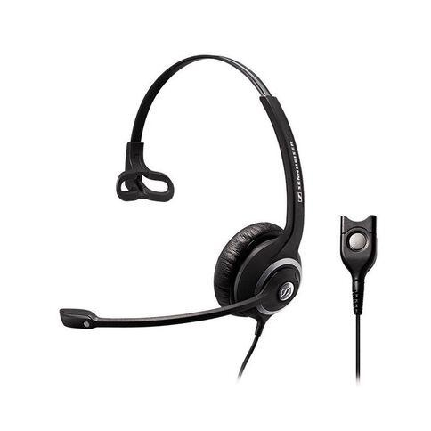 Sennheiser Sc230 Monaural Wideband Headset Black