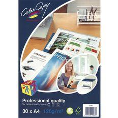 Color Copy Digital Laser 120gsm 30 Pack