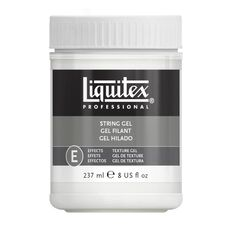 Liquitex String Gel Medium 237ml Clear