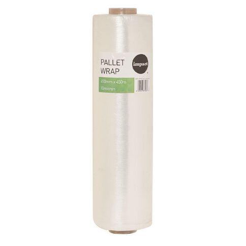 Impact Pallet Wrap 10 Micron 450mm x 450m