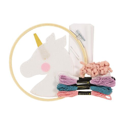 Craft Crush Unicorn Applique Kit