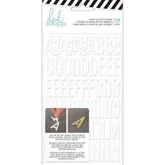 Heidi Swapp Hawthorne Stickers Double Sided Foam Alphabet