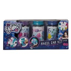 So Glow Jar 3 Pack Assorted