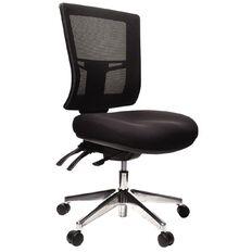 Buro Seating Metro II Chair Black
