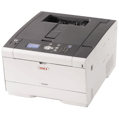 OKI C532DN Colour Laser Printer