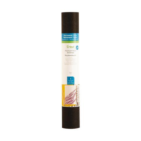 Cricut Vinyl Everyday Shimmer 12x48 Black