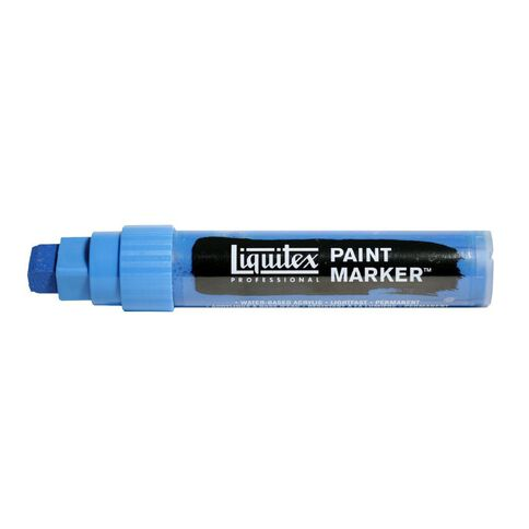 Liquitex Marker 15mm Cer Hue Blue