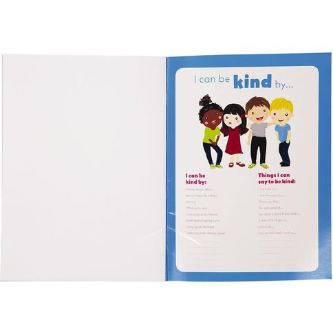 WS Activity Book Blank