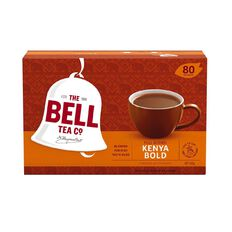 Bell Kenya Bold Tea Bags 80 Pack
