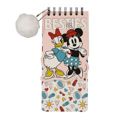 Minnie Mouse Q2 Spiral Notepad
