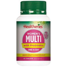 Healtheries Multi Women One-a-Day 60s