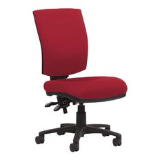 Chairmaster Krest Highback Chair Red Red