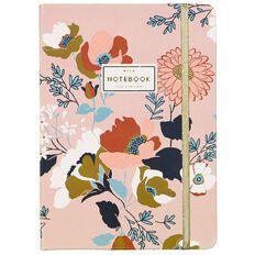 Uniti Winter Bloom PU Notebook A5