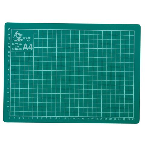 Topfirm Cutting Mat 300 x 220 x 3mm A4
