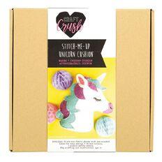 Craft Crush DIY Unicorn Cushion