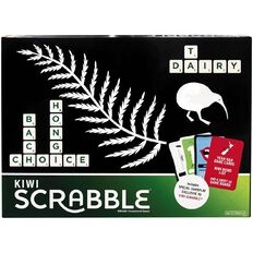 Scrabble Board Game Kiwi Scrabble Exclusive